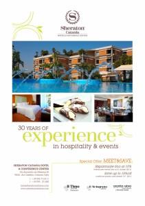 Pagina pubblicità 2013 experience+meet&save