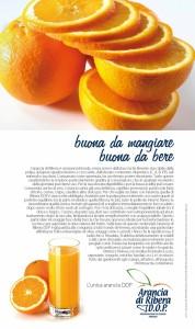 consorzio arance