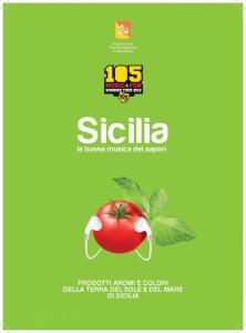 COPERTINA sicilia musica dei sapori
