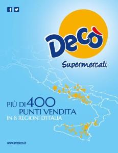 DECO ITALIA 195x255